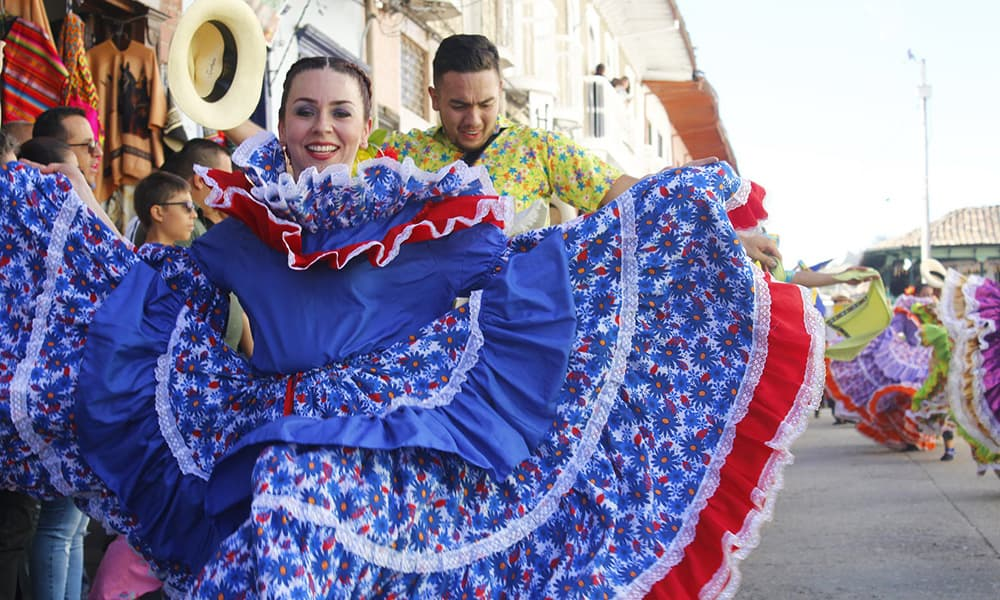 Fiestas tradicionales de Antioquia