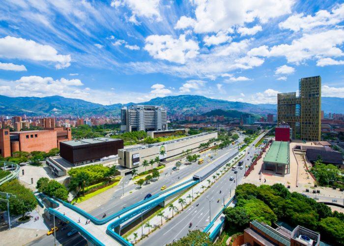 City Tour en Privado por Medellín con Turibus