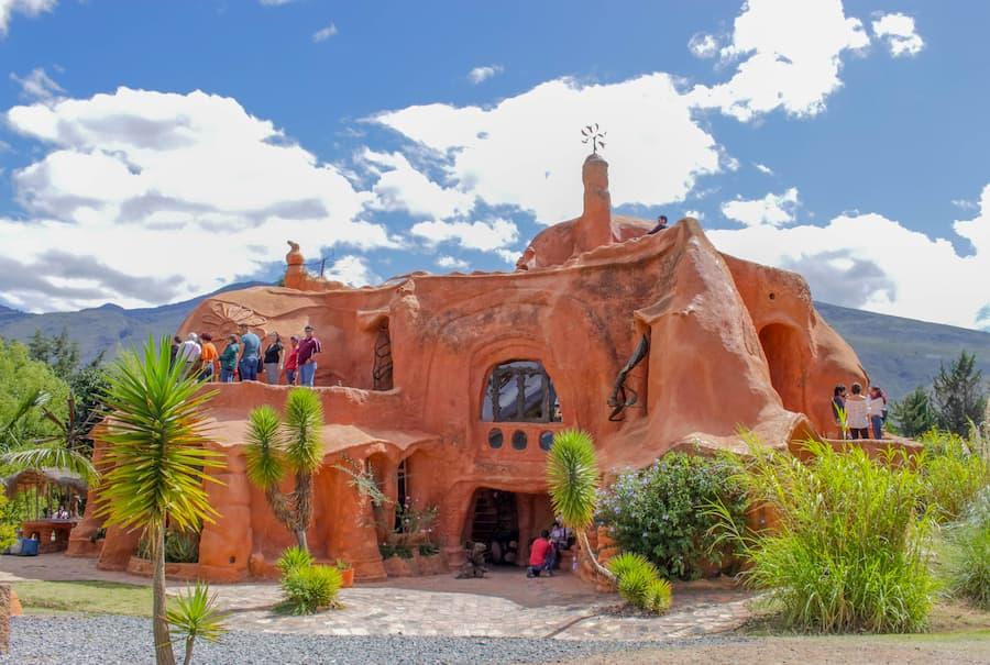Tour Boyacá, Casa de Terracota
