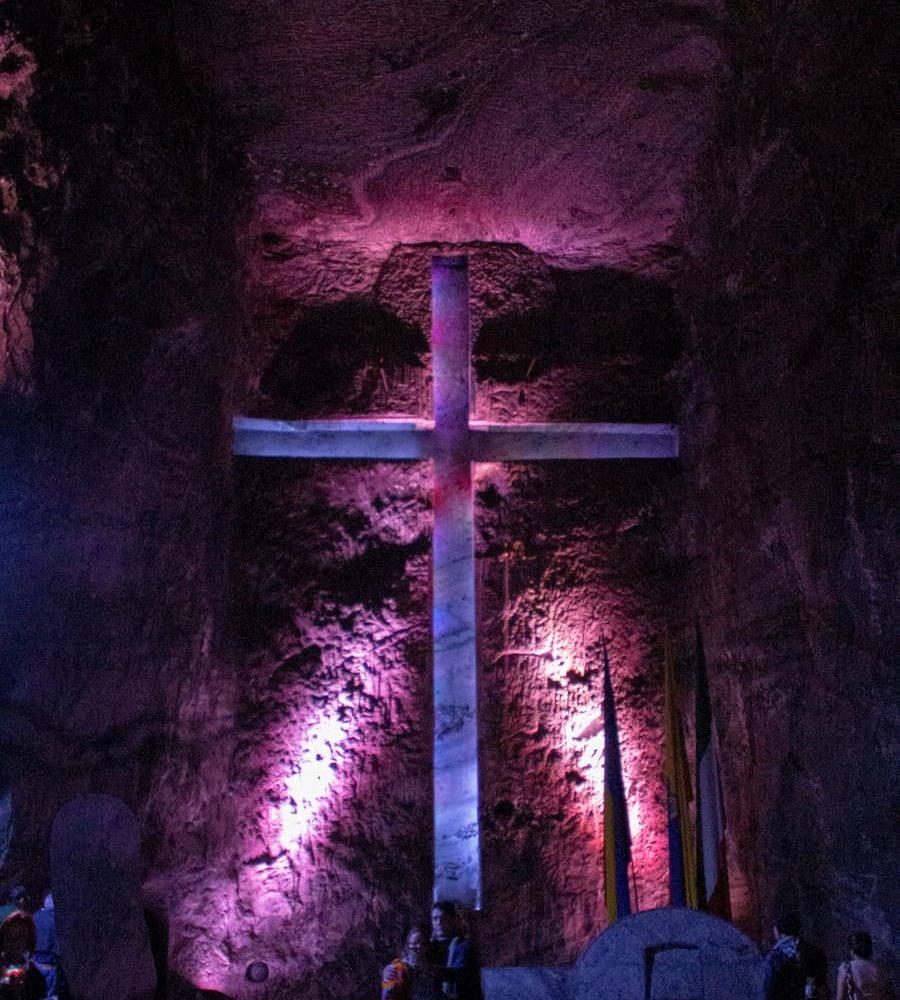 Tour Boyacá, Catedral de Sal en Zipaquirá
