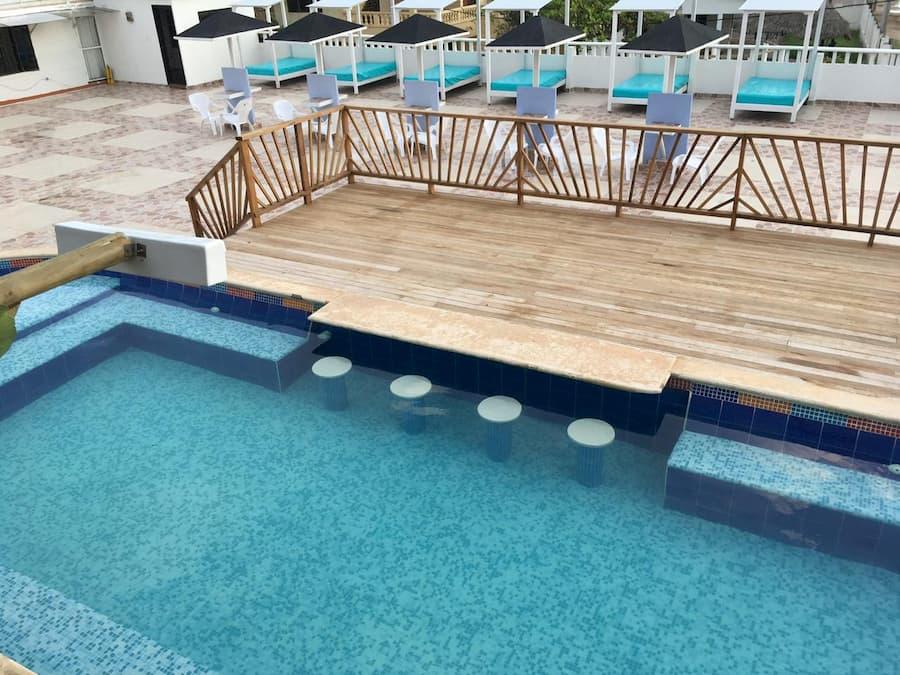 Hotel Playa Divina Piscina