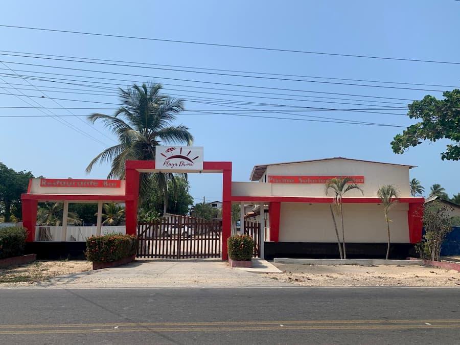 Hotel Playa Divina Fachada
