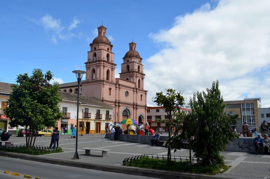 Plaza Ipiales