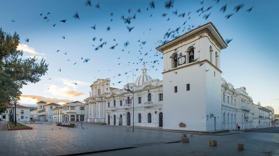 Centro Historico Popayán