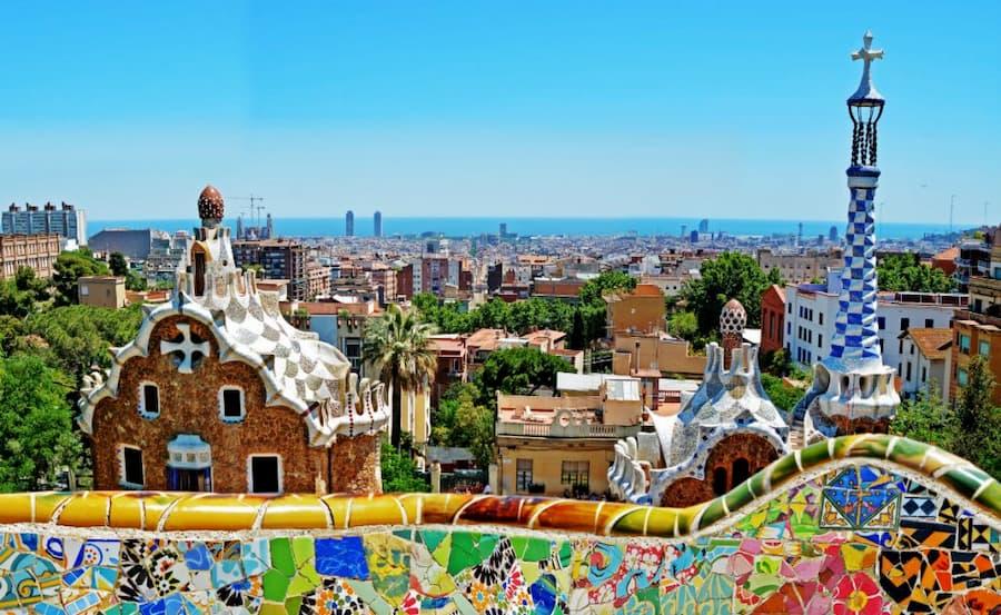 Arquitectura de Gaudí en Barcelona