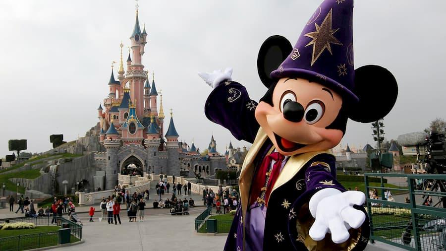 Euro Disney en Paris