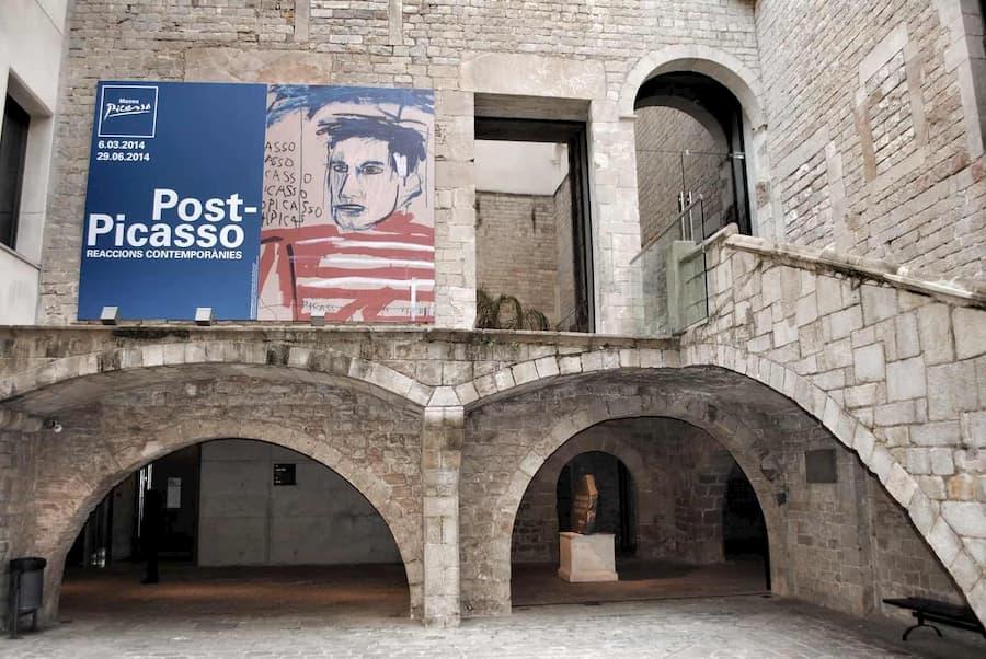 Museo de Picasso en Barcelona