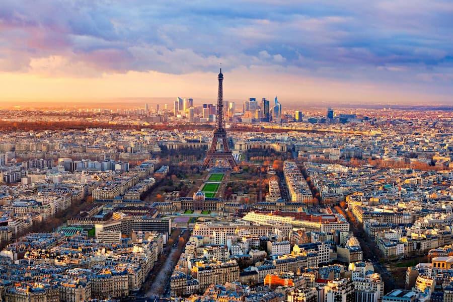 Panorámica Paris