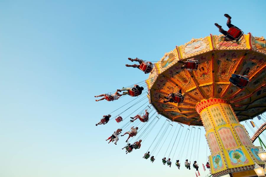 Parque de Atracciones en Madrid