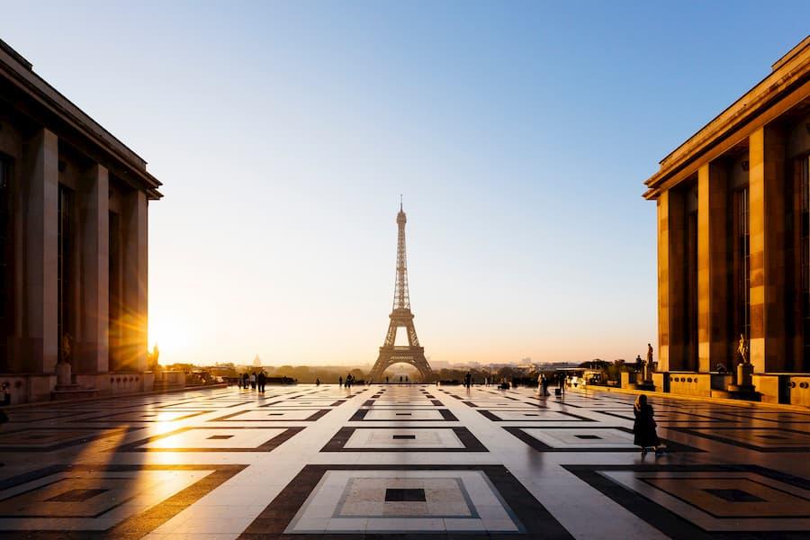 Panorámica Torre Eiffel