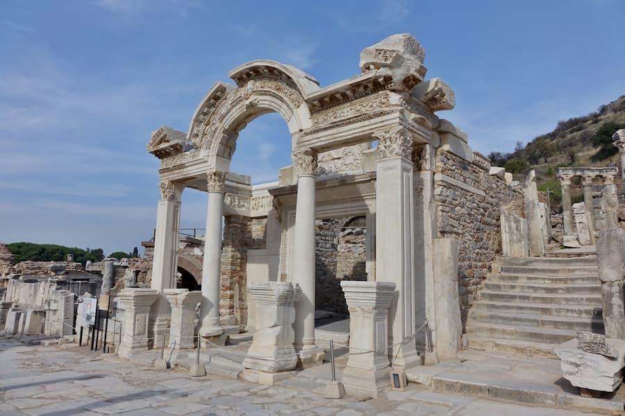 Templo Adriano en Éfeso