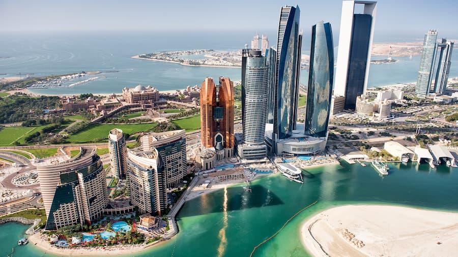 Abu Dabi, Emiratos Arabes