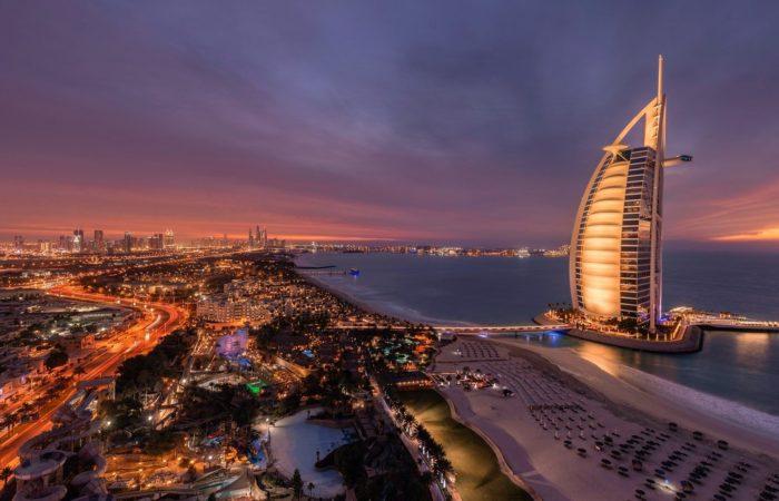 Dubái Hotel Burj Al Arab