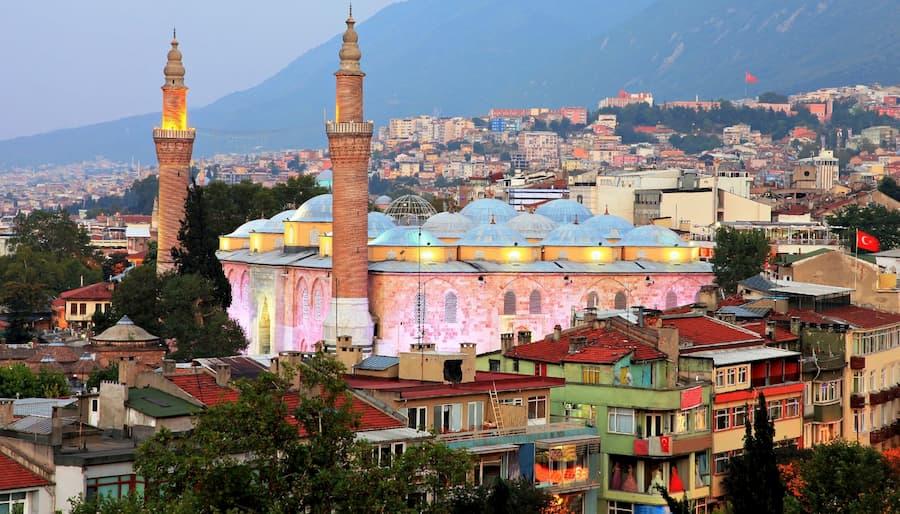 Bursa, Turquía