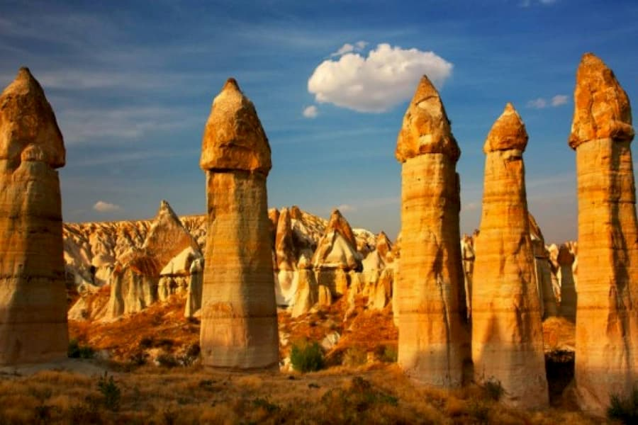 Valle de Amor en Capadocia