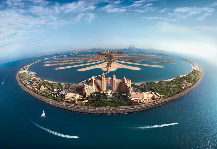 Atlantis The Palm Hotel en Dubái
