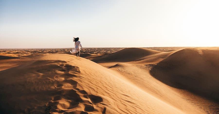 Desierrto de Dubái