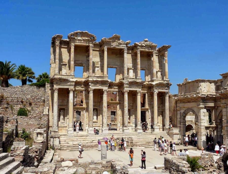Biblioteca de Celso Éfeso
