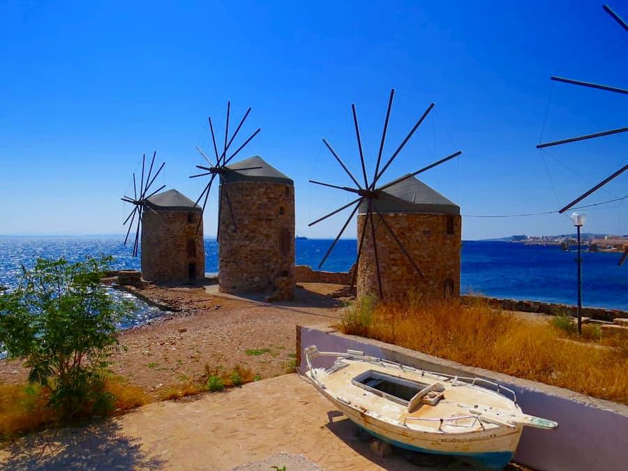 Isla Griega Chios