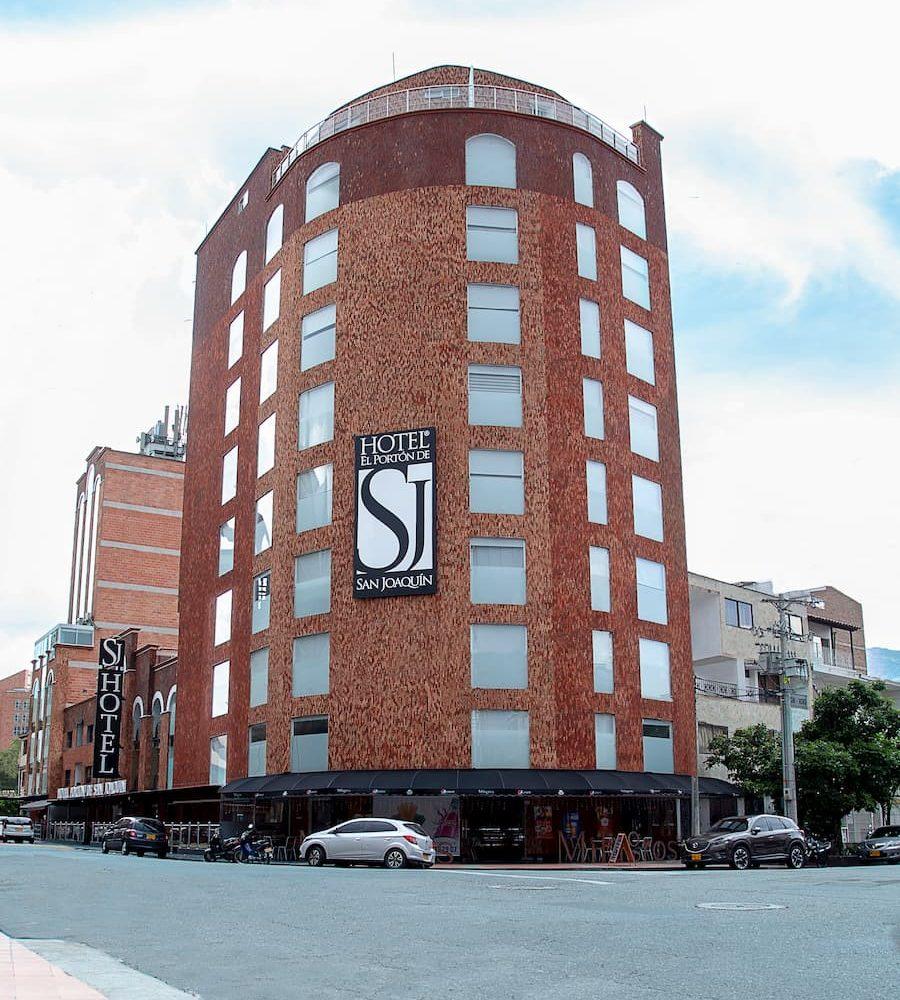 Hotel Portón de San Joaquín Fachada