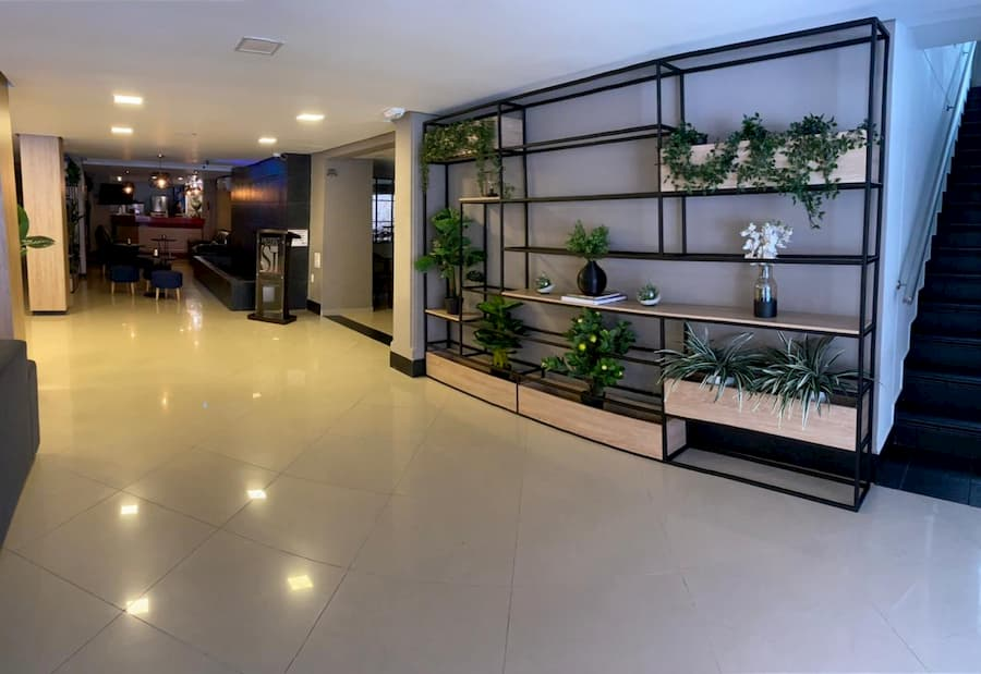Hotel Portón de San Joaquín Lobby