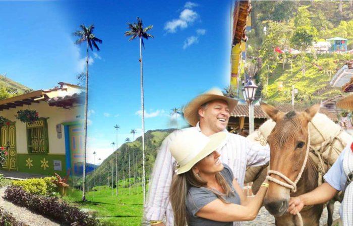 Plan Entre Montañas, Turibus Colombia
