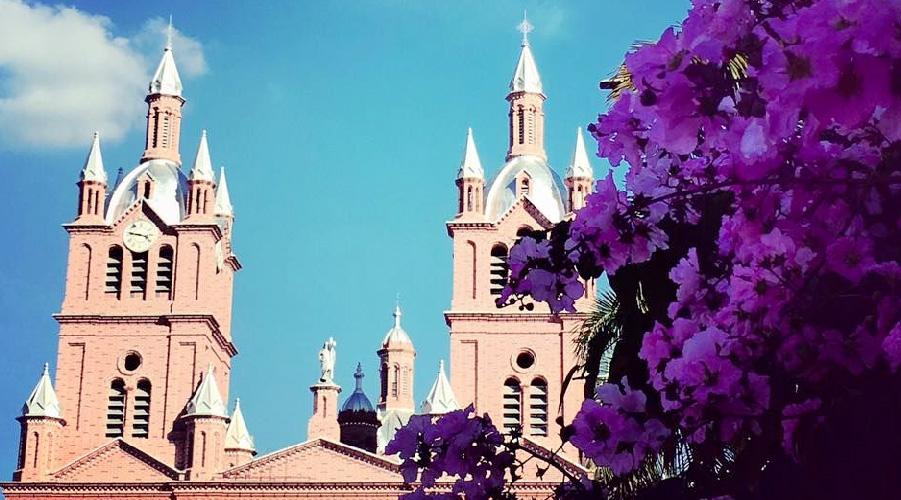 Basílica Menor del Señor de Los Milagros Buga