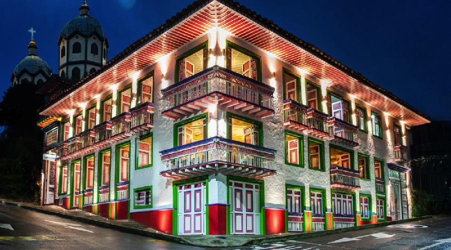 Restaurante Jose Fernando, Filandia