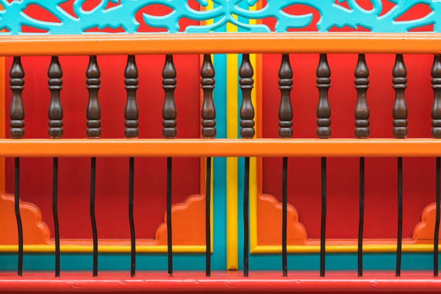Balcón en Jardín Antioquia